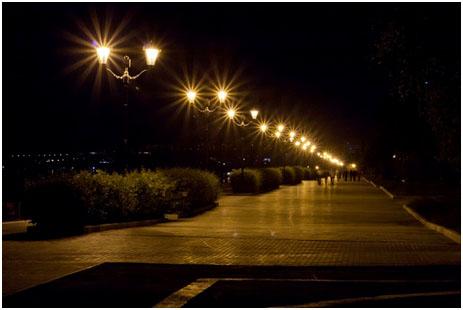 Сюжеты для ночной фотографии. Часть 1.